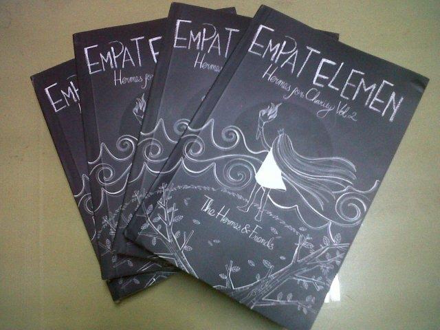 Hermes for Charity Vol.2: Empat Elemen